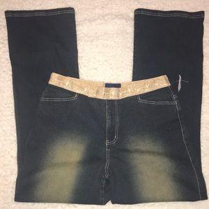 LA Blues Jeans 12 NWT Stretch